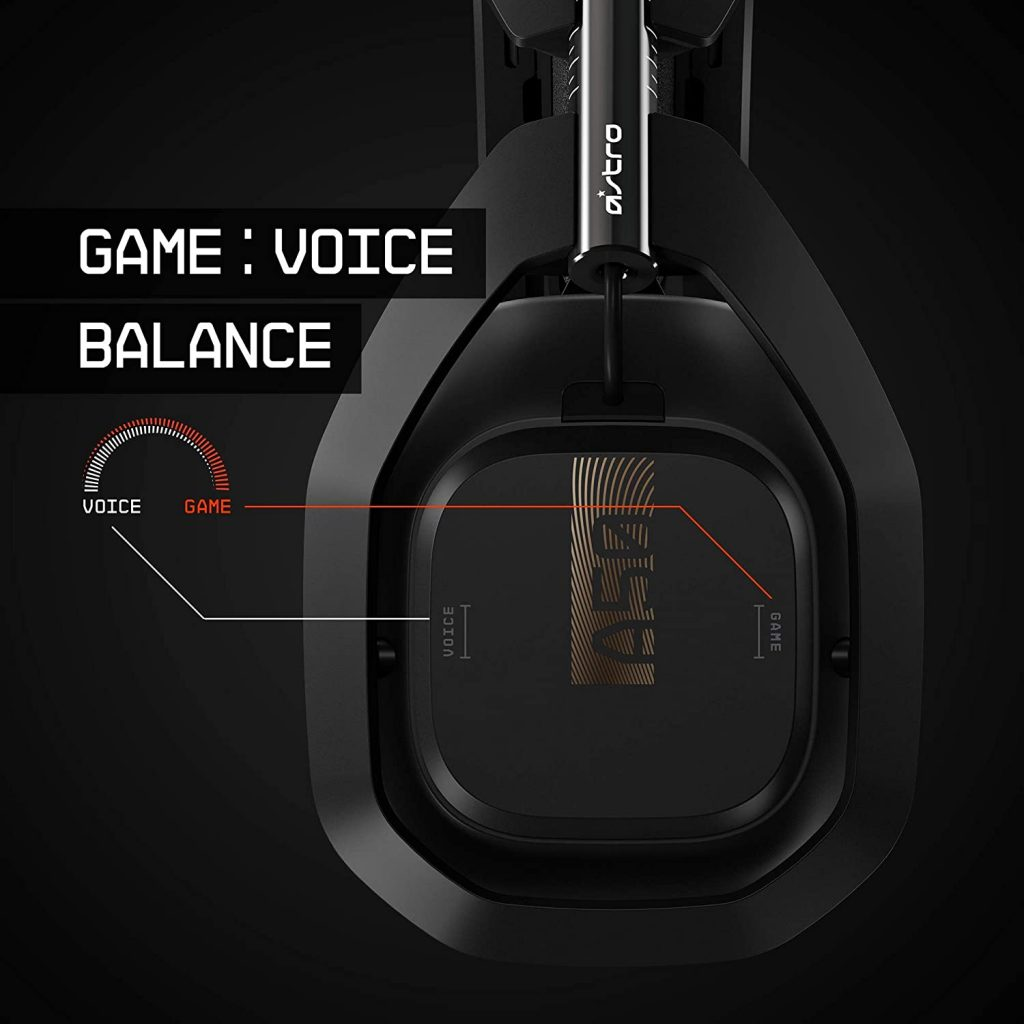 ASTRO Gaming A50 Wireless With Charging Base Station